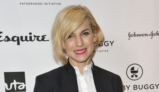 In this Wednesday, March 4, 2015, photo, Jessica Seinfeld attends the Inaugural Los Angeles Baby Buggy Fatherhood Lunch at Palm Restaurant in Beverly Hills, Calif. Seinfeld is writing two new books for Ballantine Books, an imprint of Random House. (Photo by Richard Shotwell/Invision/AP)