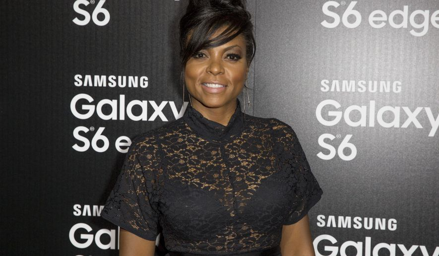 "FILE - In this April 2, 2015 file photo, actress Taraji P. Henson arrives at the Launch Of The Samsung Galaxy S6 And The Galaxy S6 Edge at Quixote Studios in West Hollywood, Calif. The Oscar-nominated actress, who currently stars as Cookie Lyon in the Fox series ""Empire,"" has a deal with the Simon & Schuster imprint 37 Ink. The publisher said Thursday, April 9, that the book is currently untitled and a 2016 release is planned. (Photo by Rich Fury/Invision/AP, File)"
