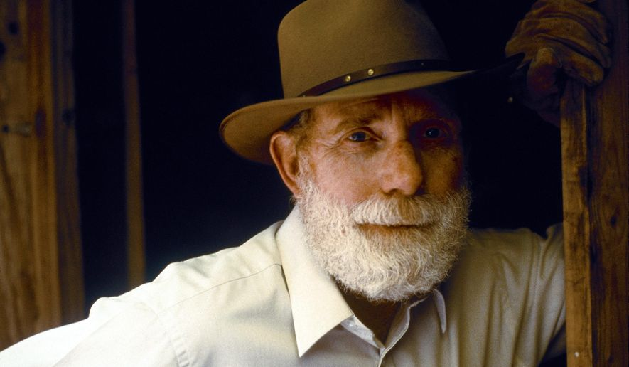 This undated image released by Riverhead Books shows author Ivan Doig. Doig, an award-winning author whose books set in his native Montana made him one of the most respected writers of the American West, died of multiple myeloma, Thursday, April 9, 2015, at his home in Seattle. He was 75. (AP Photo/Riverhead Books, Carol Doig)