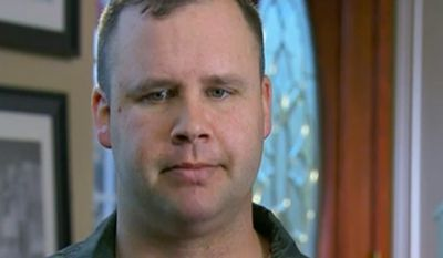 Army veteran Shawn Manning was shot six times by Maj. Nidal Hasan on Nov. 5, 2009 during the Fort Hood terrorist attack. (Image: Fox News screenshot)