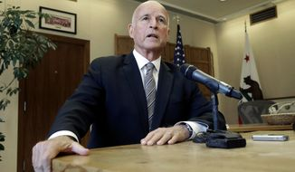 Oases: Democratic California Gov. Jerry Brown is instituting statewide mandatory water reductions on residents. Republicans are striking back, saying such draconian policies will not save the Golden State from its drought. (Associated Press)