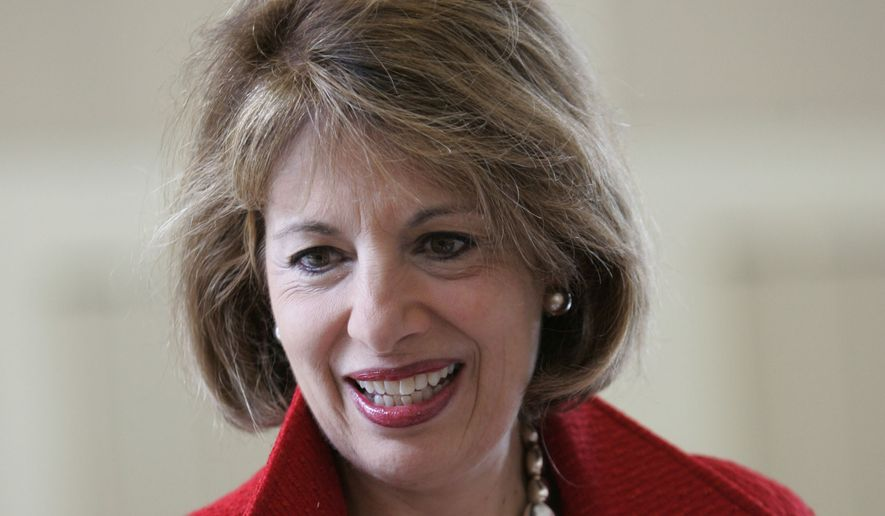 Rep. Jackie Speier, California Democrat. (AP Photo/Paul Sakuma) ** FILE **