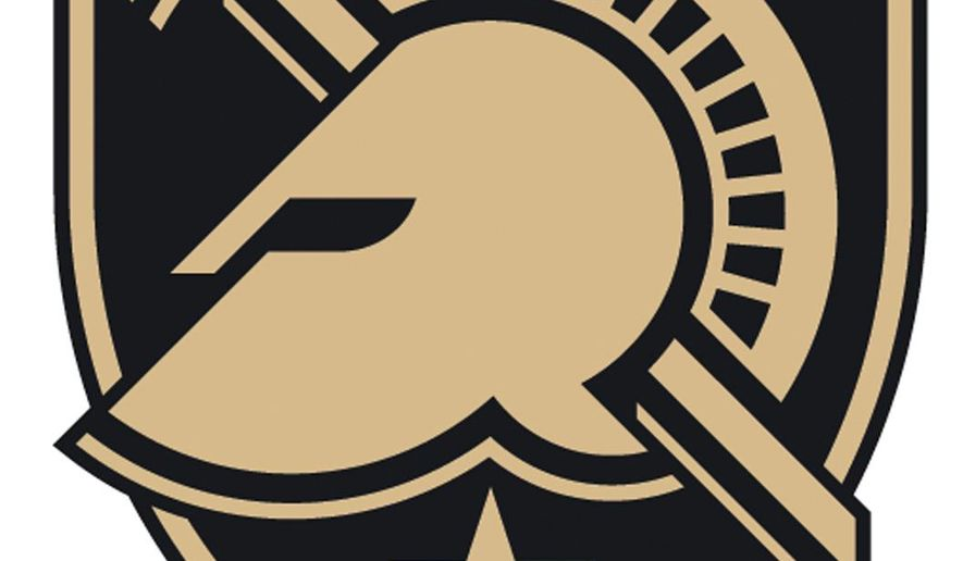 f4c16bb7ece This image released by Army West Point Athletics shows their new logo. The  academy unveiled