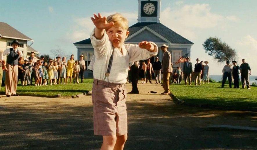 "Scene from the movie ""Little Boy"""