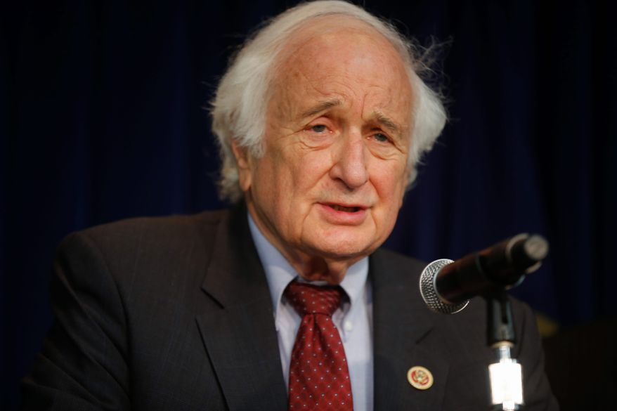 Rep. Sander M. Levin, the ranking Democrat on the House Committee on Ways and Means, said Mr. Obama's negotiators botched the chance at a more bipartisan deal, risking the fate of both the fast-track negotiating authority and the Trans Pacific Partnership (TPP) trade deal that the president is rushing to finalize.  (AP Photo/Charles Dharapak)
