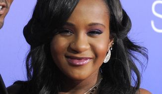 Bobbi Kristina Brown has been moved to an undisclosed location since being released last month from Emory University Hospital in Atlanta. (Associated Press)
