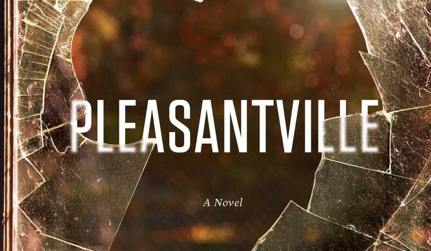 """This book cover image released by Harper shows """"Pleasantville,"""" a novel by Attica Locke. (AP Photo/Harper)"""