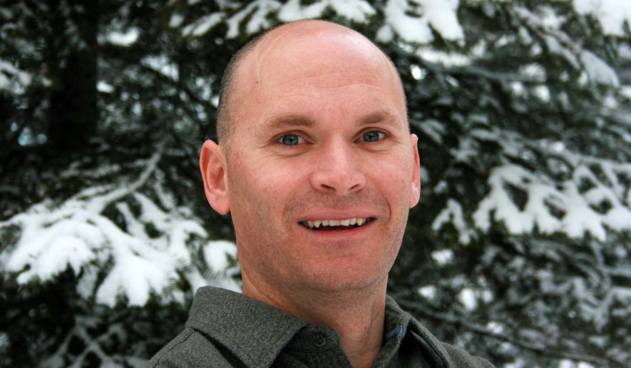 "This undated image released by Scribner shows Anthony Doerr, author of ""All the Light We Cannot See.""  The book was awarded the Pulitzer Prize on Monday, April 20, 2015 for fiction. (Shauna Doerr/Scribner via AP)"