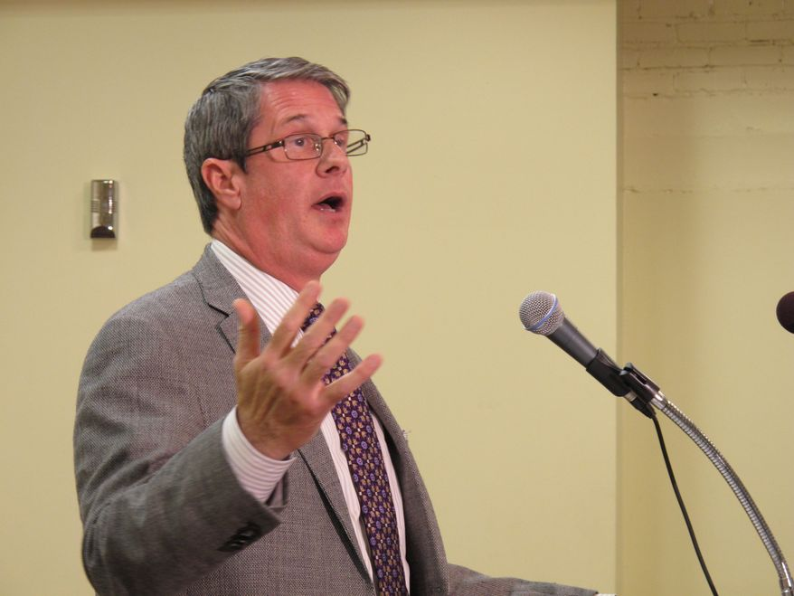 Sen. David Vitter, Louisiana Republican (Associated Press) **FILE**