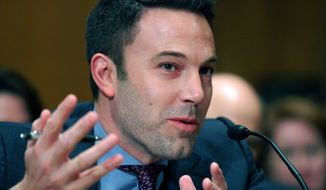 Ben Affleck's request that PBS not reveal that he had a slave-owing ancestor came to light last week in hacked Sony emails published online by whistleblower site WikiLeaks. (Associated Press)