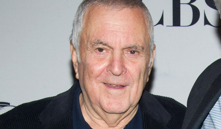 "FILE - In this May 4, 2011 file photo, composer John Kander attends the Tony Awards Meet the Nominees Press Reception in New York. ""The Visit,"" the musical Kander wrote with Fred Ebb that debuted in 2001 in Chicago, has made it to Broadway, and ""Kid Victory,"" a musical he co-wrote with Greg Pierce, made its world premiere earlier this year in Washington, D.C., and is scheduled to play at New York's The Vineyard Theatre next fall. (AP Photo/Charles Sykes, file)"