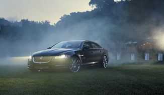 2015 Jaguar XJL (Jaguar Press Photos)