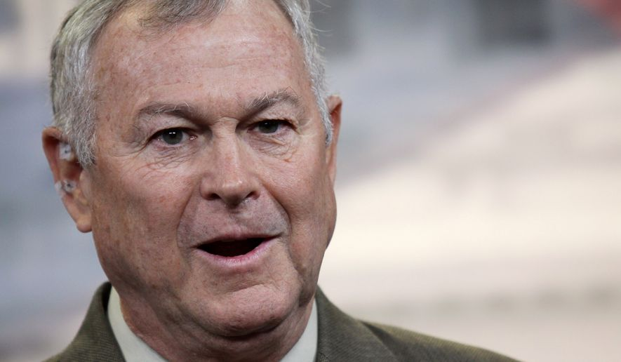 Rep. Dana Rohrabacher, California Republican. (Associated Press) ** FILE **