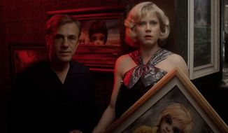 Christoph Waltz and Amy Adams star in Big Eyes, now on Blu-ray. (Courtesy Anchor Bay Home Entertainment)