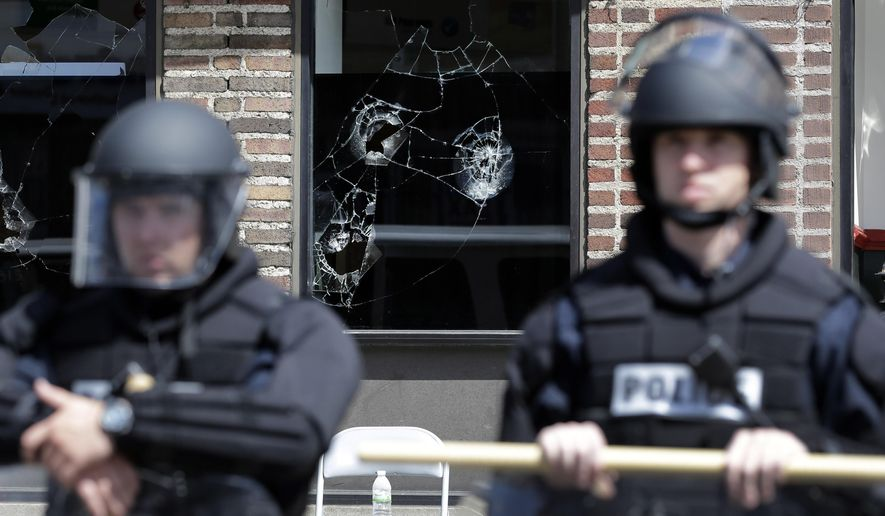 Anne Arundel County Police  (AP Photo/file)