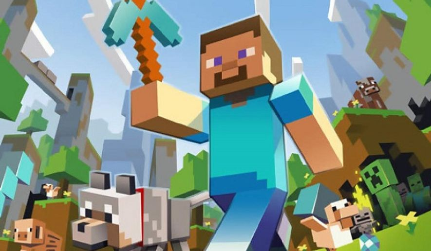 Video Game Hall of Fame - Minecraft