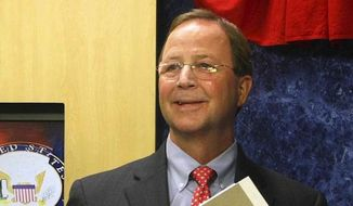 Texas Republican Rep. Bill Flores. (Associated Press/Waco Tribune Herald/Jerry Larson) ** FILE **