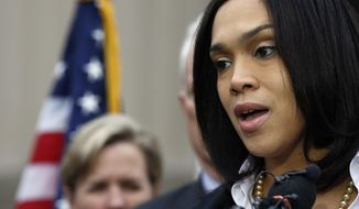 Baltimore State's Attorney Marilyn Mosby (Associated Press/File)