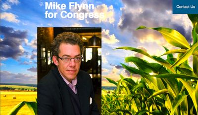 Mike Flynn, who worked closely with media maven Andrew Breitbart, is set to run for Congress in Illinois. (Mike Flynn for Congress)