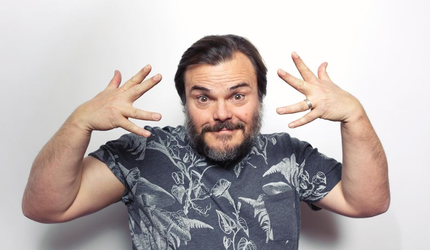 "FILE - In this Jan. 23, 2015 file photo, Jack Black poses for a portrait to promote his film, ""The D Train"", at the Eddie Bauer Adventure House during the Sundance Film Festival  in Park City, Utah. (Photo by Victoria Will/Invision/AP, File)"