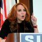 Pamela Geller's American Freedom Defense Initiative hosted the draw-Muhammad contest in Texas that two gun-wielding American Muslims tried to attack Sunday. (Associated Press)