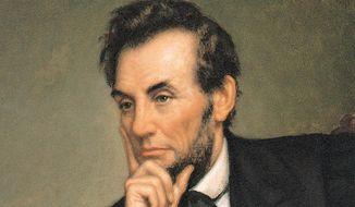Abraham Lincoln (Associated Press) ** FILE **