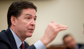 FBI Director James B. Comey. (Associated Press) ** FILE **