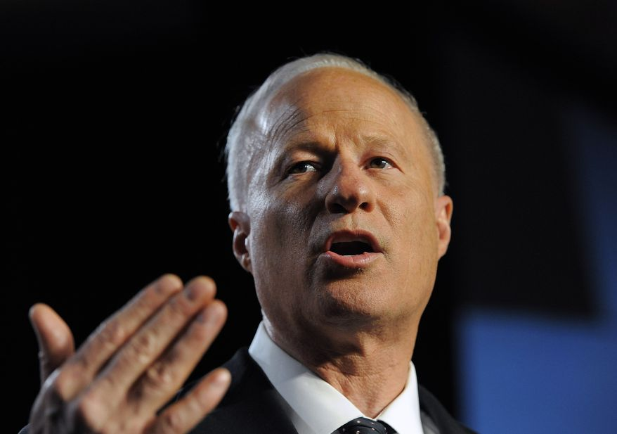 """""""The retaliatory culture, where whistleblowers are castigated for bringing problems to light, is still very much alive and well in the Department of Veterans Affairs,"""" said Rep. Mike Coffman, Colorado Republican. (Associated Press)"""