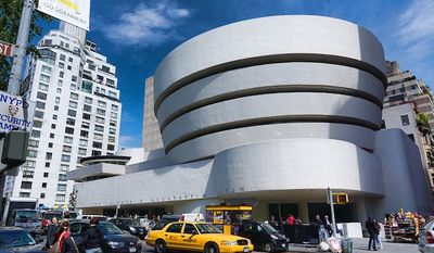 The Guggenheim Museum is being accused of discrimination after it banned a Brooklyn high school for life because a handful of students behaved badly during a class outing. (Wikipedia)