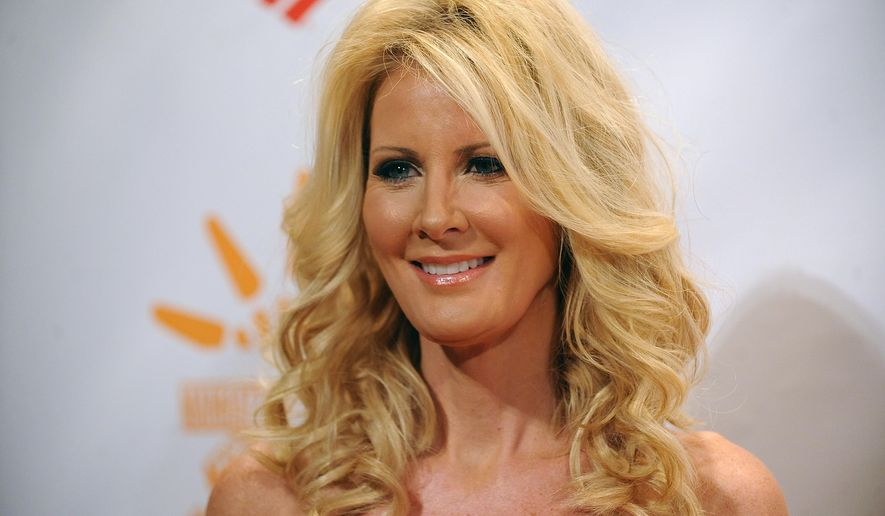 "FILE - In this Tuesday, April 30, 2013, file photo, Sandra Lee attends the Can Do Awards Dinner at Cipriani Wall Street in New York. Lee says she has been diagnosed with breast cancer. The popular lifestyle personality and live-in girlfriend of New York Gov. Andrew Cuomo divulged the news on ABC's ""Good Morning America"" in an interview aired Tuesday, May 12, 2015. (Photo by Brad Barket/Invision/AP, File)"