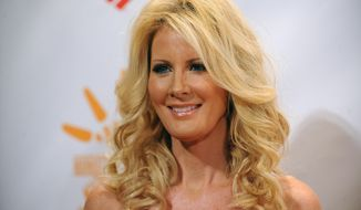 """FILE - In this Tuesday, April 30, 2013, file photo, Sandra Lee attends the Can Do Awards Dinner at Cipriani Wall Street in New York. Lee says she has been diagnosed with breast cancer. The popular lifestyle personality and live-in girlfriend of New York Gov. Andrew Cuomo divulged the news on ABC's """"Good Morning America"""" in an interview aired Tuesday, May 12, 2015. (Photo by Brad Barket/Invision/AP, File)"""
