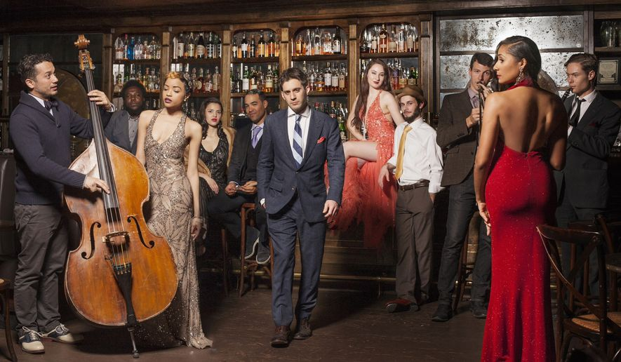 Scott Bradlee and Postmodern Jukebox are embarking on their first-ever U.S. tour, including a stop at The Fillmore in Silver Spring, Maryland, Sunday. (Post Modern Jukebox)
