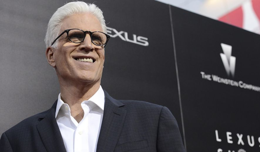 "FILE - In this July 30, 2014 file photo, actor Ted Danson attends the world premiere of ""Lexus Short Films"" at Regal LA LIVE in Los Angeles. CBS on Wednesday, May 13, 2015 announced it is ending its long-running hit ""CSI: Crime Scene Investigation"" next fall with a two-hour finale, and star Danson will move to the spinoff ""CSI: Cyber."" (Photo by Dan Steinberg/Invision/AP Images, File)"