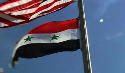 Mayor Ed Hozza Jr. of Whitehall Township, Pennsylvania, apologized Monday for briefly removing a POW-MIA flag last month outside the municipal building so that a Syrian flag could fly in its place to celebrate Syria's Independence day. (WFMZ-TV)