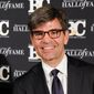 "FILE - This Oct. 20, 2014 file photo shows George Stephanopoulos at the 24th Annual Broadcasting and Cable Hall of Fame Awards in New York. Stephanopoulos has apologized for not notifying his employer and viewers about two contributions totaling $50,000 that he made to the Clinton Foundation. ABC's news division said Thursday, May 15, 2015, that ""we stand behind him."" The donations, made in two installments in 2013 and 2014 and first reported in Politico, were made because of Stephanopoulos' interest in the foundation's work on global AIDS prevention and deforestation, he said. (Photo by Evan Agostini/Invision/AP, File) **FILE**"