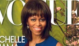 Capitol Hill Show Michelle Obama Vogue