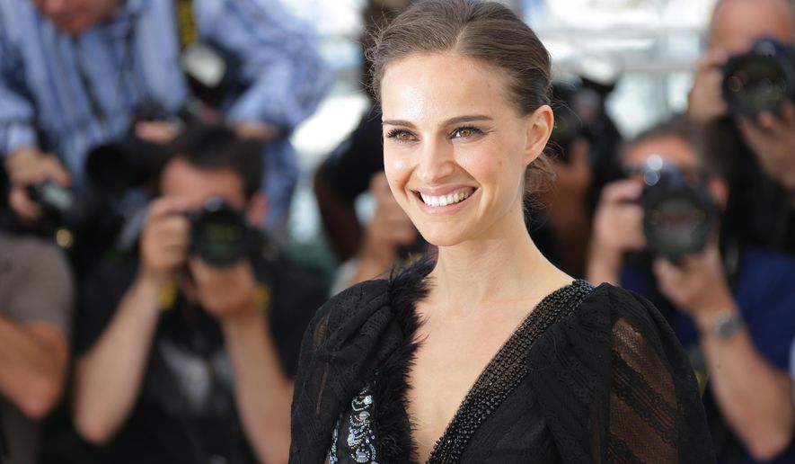 Director and actor Natalie Portman poses for photographers at the photo call for the film A Tale of Love and Darkness, at the 68th international film festival, Cannes, southern France, Sunday, May 17, 2015. (Photo by Joel Ryan/Invision/AP)