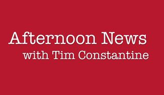 Afternoon News Tim Constantine