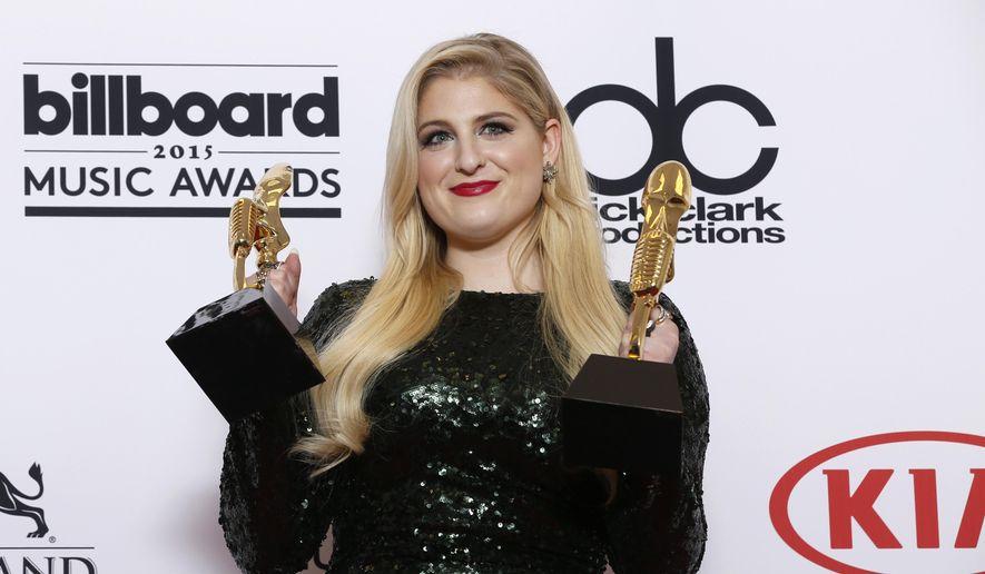 Meghan Trainor Postpones 2 Shows Due To Hemorrhage On Vocal Chords