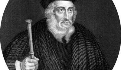 Bible Quiz-John Wycliffe bible translator