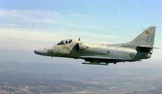 Military Quiz-Boeing A-4 Skyhawk