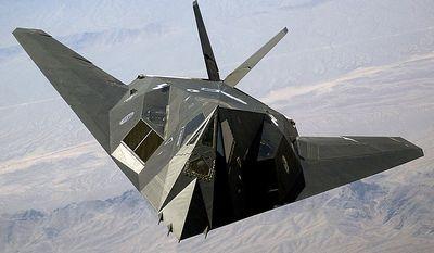 Military Quiz-Lockheed F-117 Nighthawk