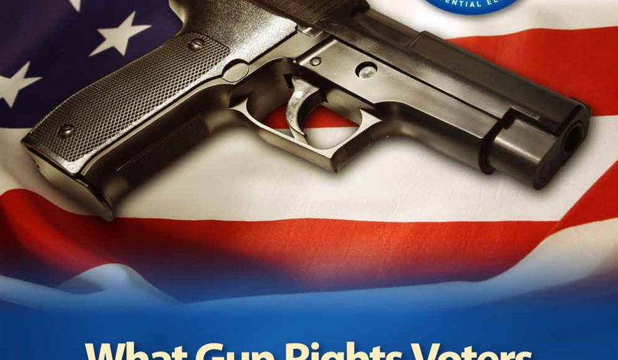 What Gun Rights Voters Want In 2016 cover (May 20, 2015)