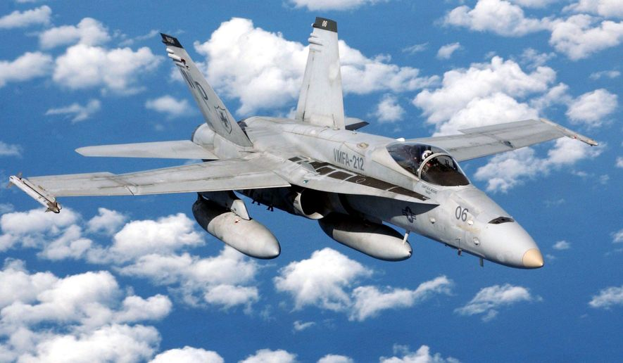 Military Quiz- F/A-18 Hornet