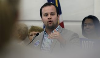 Josh Duggar, one of the stars of reality TV shows about America's most-famous large family, has acknowledged molesting underage girls as a teenager. (Associated Press)