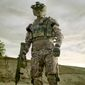 Revision Military brought a prototype of its Kinetic Operations Suit to the Special Operations Forces Industry Conference in Tampa, Florida. (Image: YouTube, Revision Military)