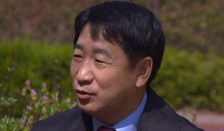 North Korean defector and former spy Kang Myong-do has said hundreds of the regime's spies are operating in the U.S. at any given time. (CNN/File)