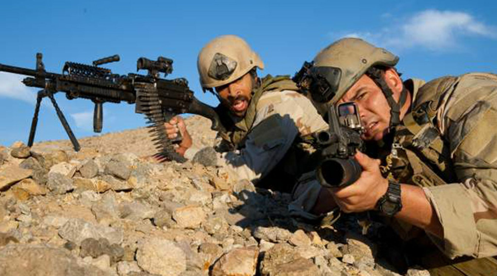 Special operators lament Islamic State strategy: 'We are doing everything through cellphones'