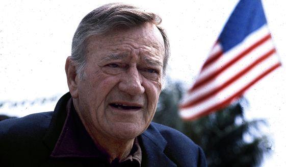This 1978 file photo shows actor John Wayne. (AP Photo, File)