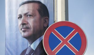 Recep Tayyip Erdogan (AP Photo)